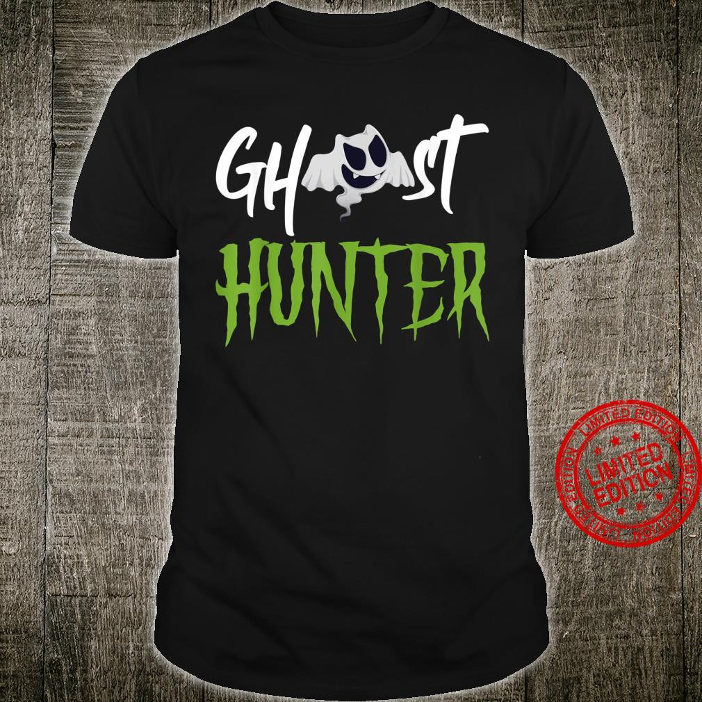 Ghost Hunters Halloween Special 2020 Halloween 2020 Trick or Treat Ghost Hunter Ghouls Costume Shirt